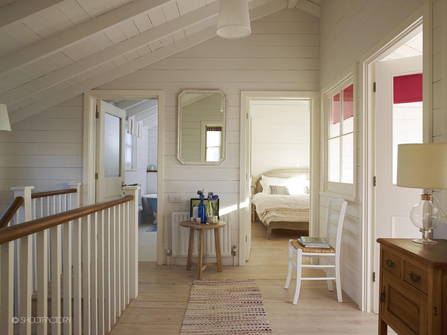 West wittering House styles, White paneling, House