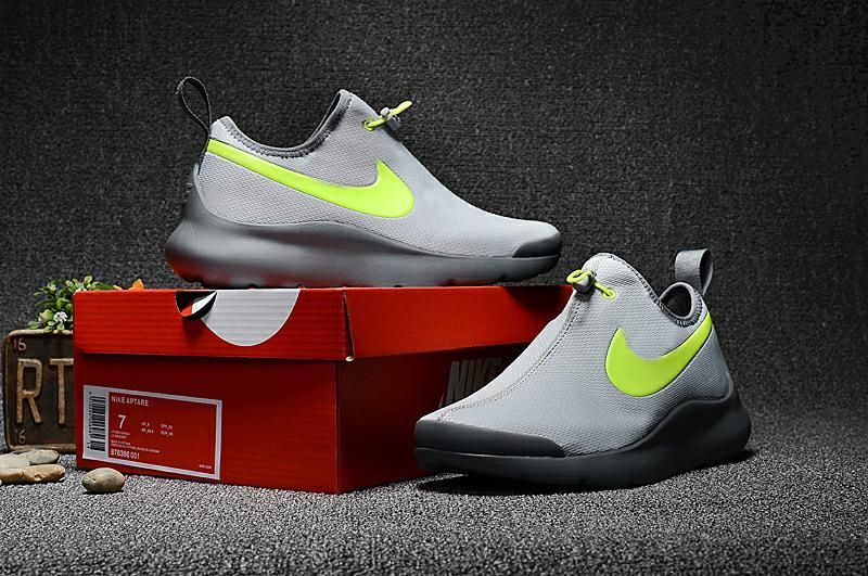 cheap for discount 5f397 63ac0 Feb-24th-2017-Shoes-Wolf-Grey-Cool-Grey-Volt-Nike-Aptare-Essential -876386-001