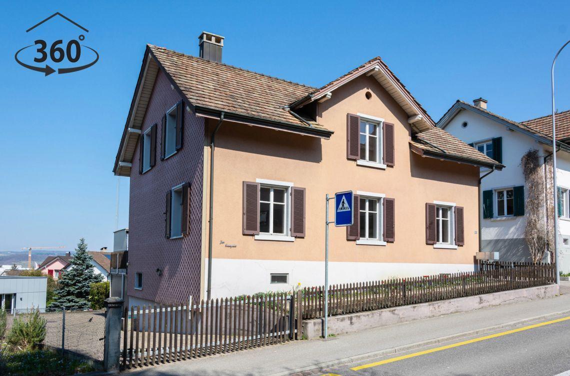 Pin auf Einfamilienhäuser Fleischmann Immobilien AG