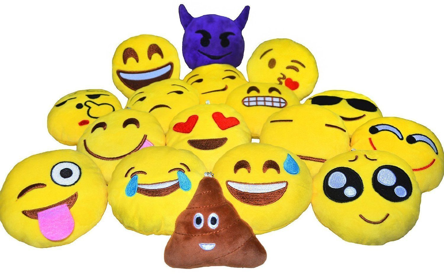 14 Emoji Pillow Set Of 20 Assorted Emojis Visit The Image Link More Details This Is An Affiliate Link Luvep Emoji Pillows Emoji Cushions Pillow Cushion