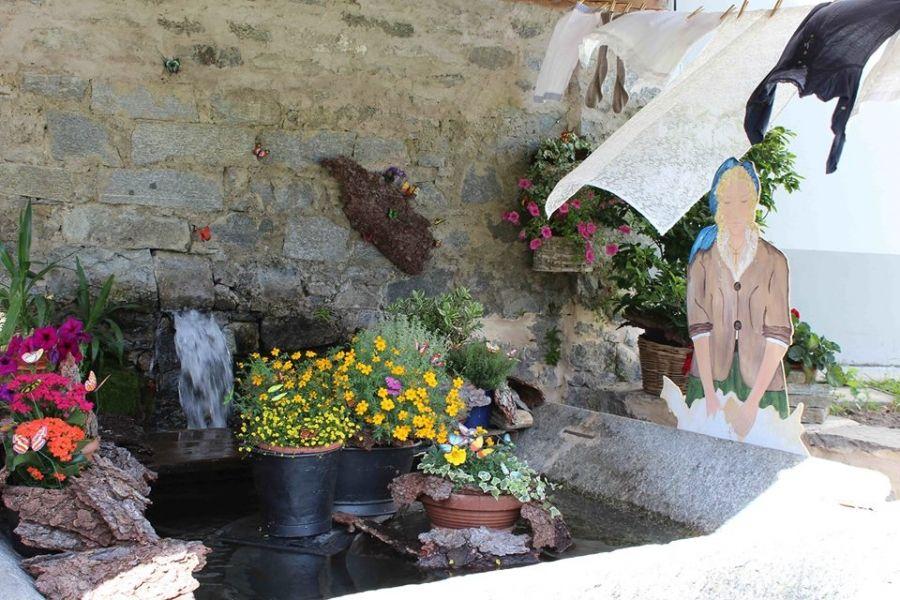 Crodo, Fior d'Acqua 2016. Tra pietre, acqua e corolle fiorite