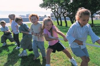 Uber Cool Team Building Activities That Are Meant For Kids Team