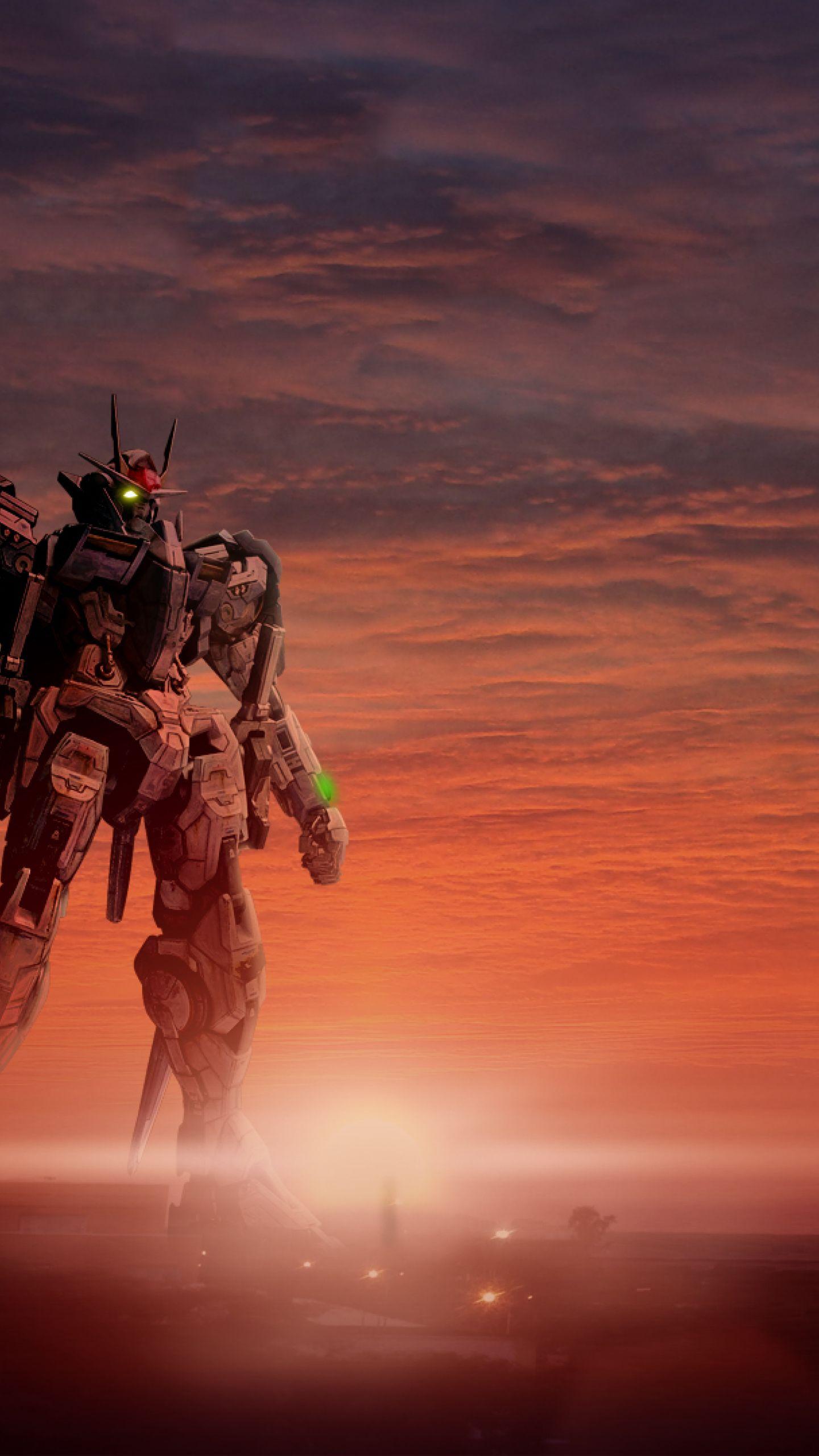 Gundam Wallpaper 1440x2560