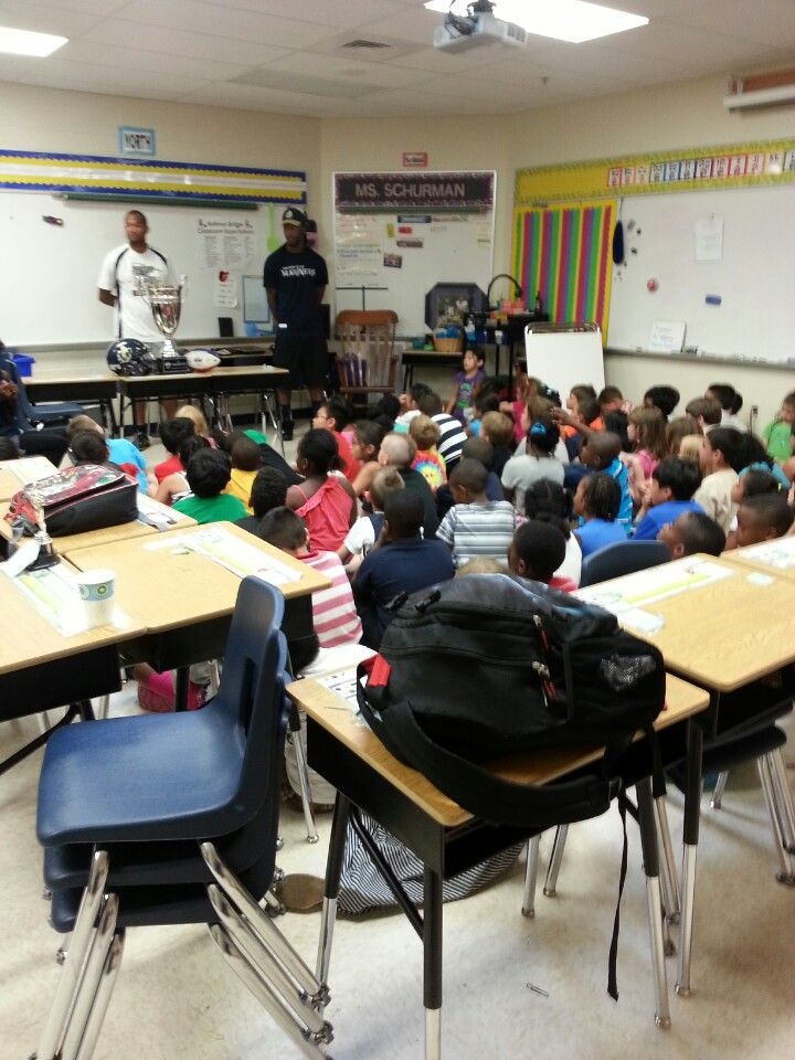 Encouraging Positive Growth In Children Pre-K to 8th Grade