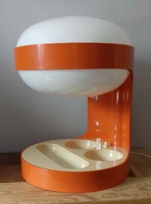 LAMPE KD 29 orange Joe Colombo Kartell Vintage 60's - $256 ...