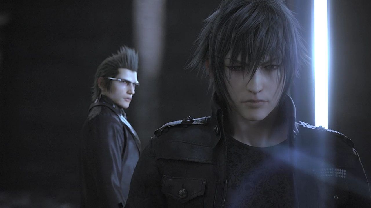 Final Fantasy Versus Xiii I Ve Only Been Waiting For This Game