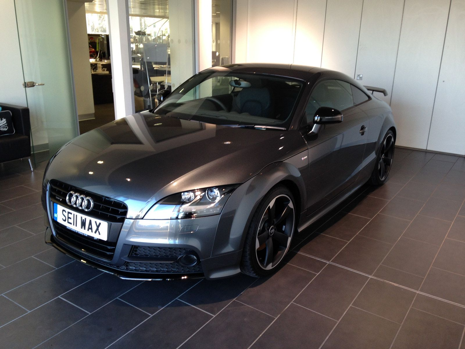 Audi TT TDI Black Edition