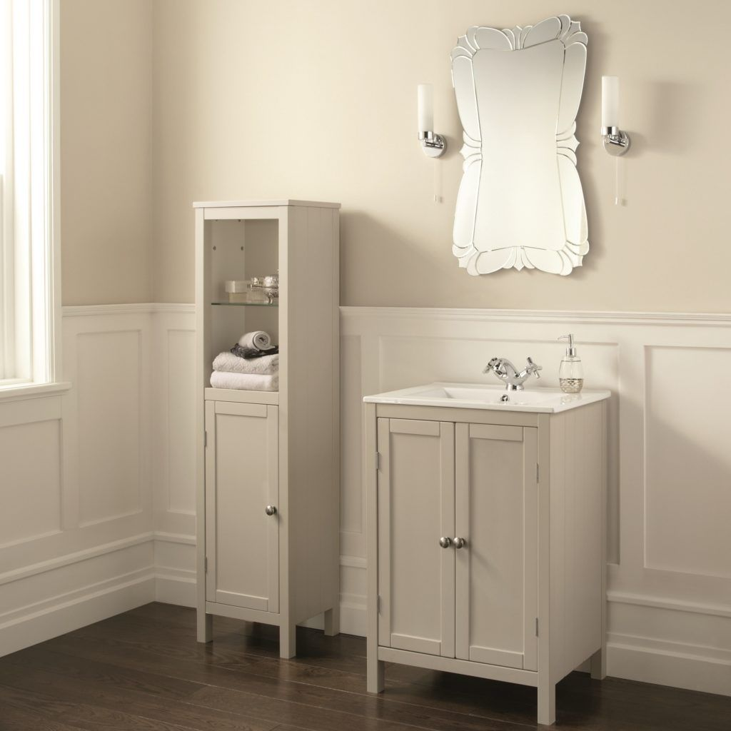 Vanity Units Small Bathrooms B & Q