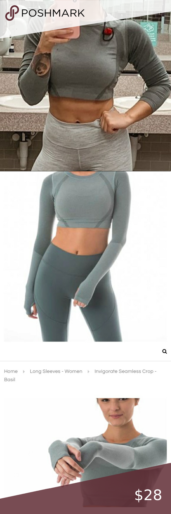 Ptula Long Sleeve Crop In 2020 Clothes Design Sleeves Long Sleeve Check out our fuzzy crop top selection for the very best in unique or custom, handmade pieces from our crop tops shops. pinterest