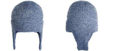 Les explications du bonnet cache-oreilles adultes IL calcule tout à partir  de son propre échantillon ! 724a5775abd