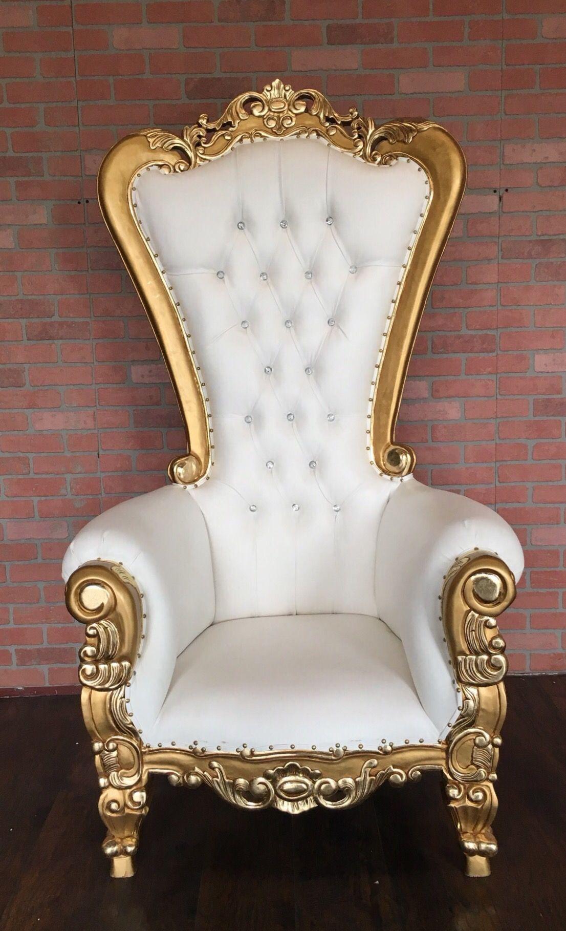 Luxurious Seating In 2019 Throne Chair Chair Royal Chair