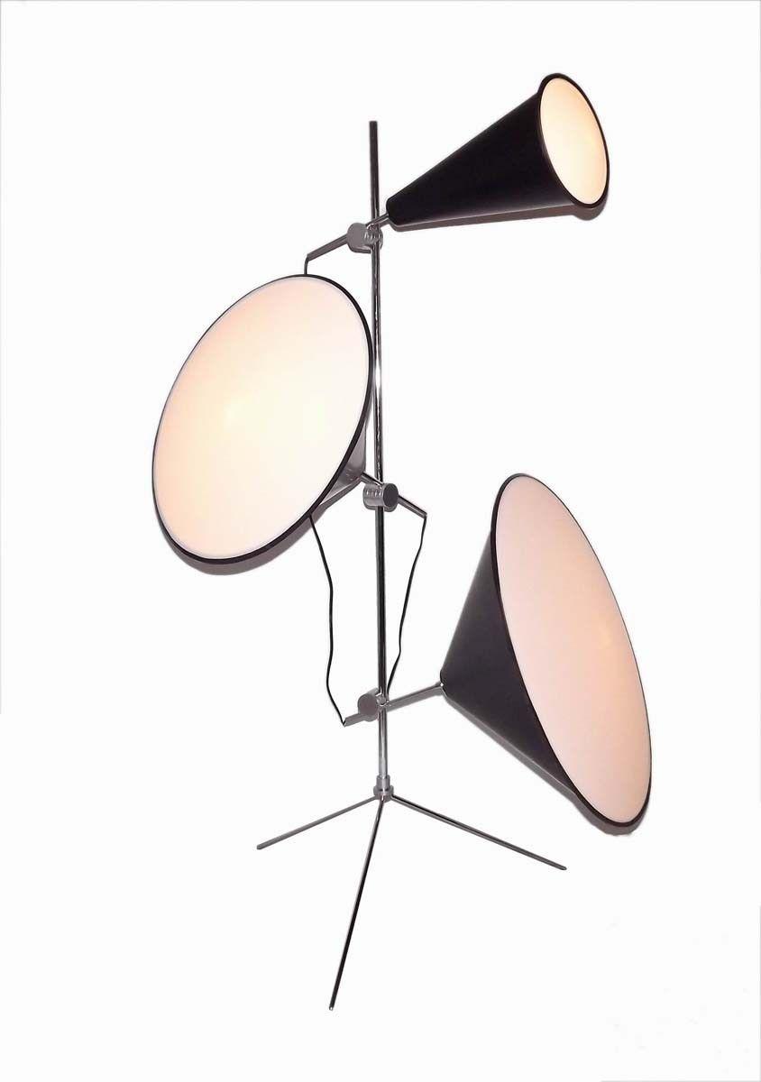 Cone Lamp Large Multi Directional Floor Lamp Decorative Floor Lamps Beautiful Floor Lamps Floor Lamp