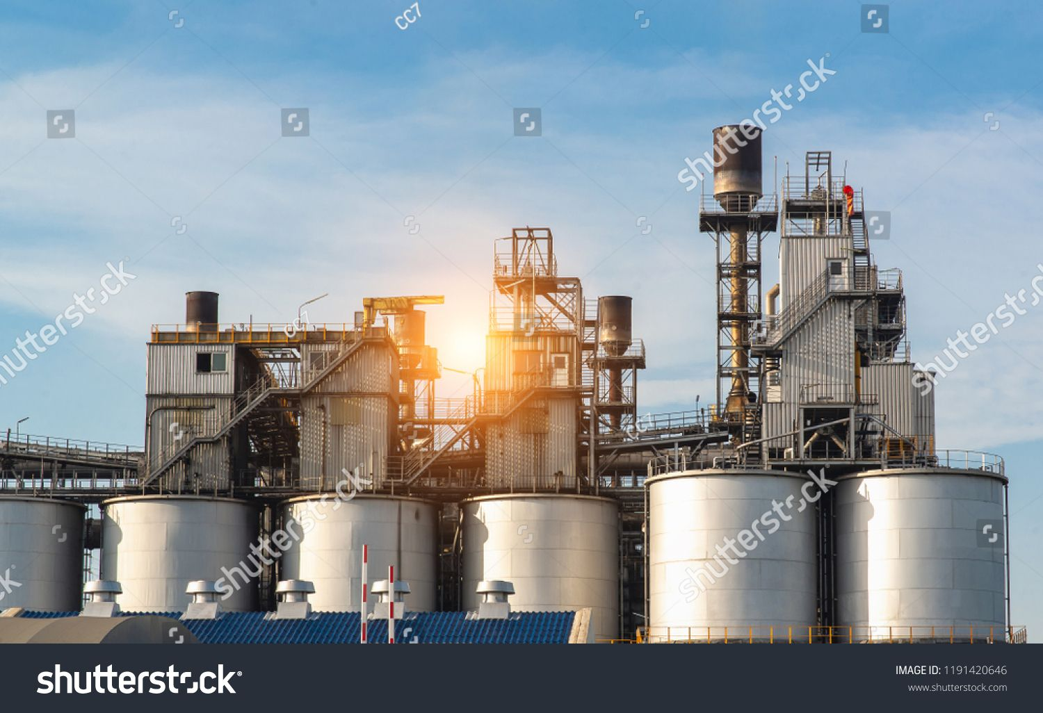 Storage And The Factory Of The Chemicals In Oil And Gas Industry Area Royalty Free Image Photo In 2020 Gas Industry Oil And Gas Stock Photos