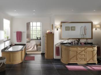 X2o house of ascott verailles badkamermeubel met inbouwbad