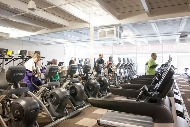 Fitness Equipment At The Wisconsin Athletic Club In Menomonee Falls Wisconsin No Equipment Workout Personal Training Studio Athletic Clubs