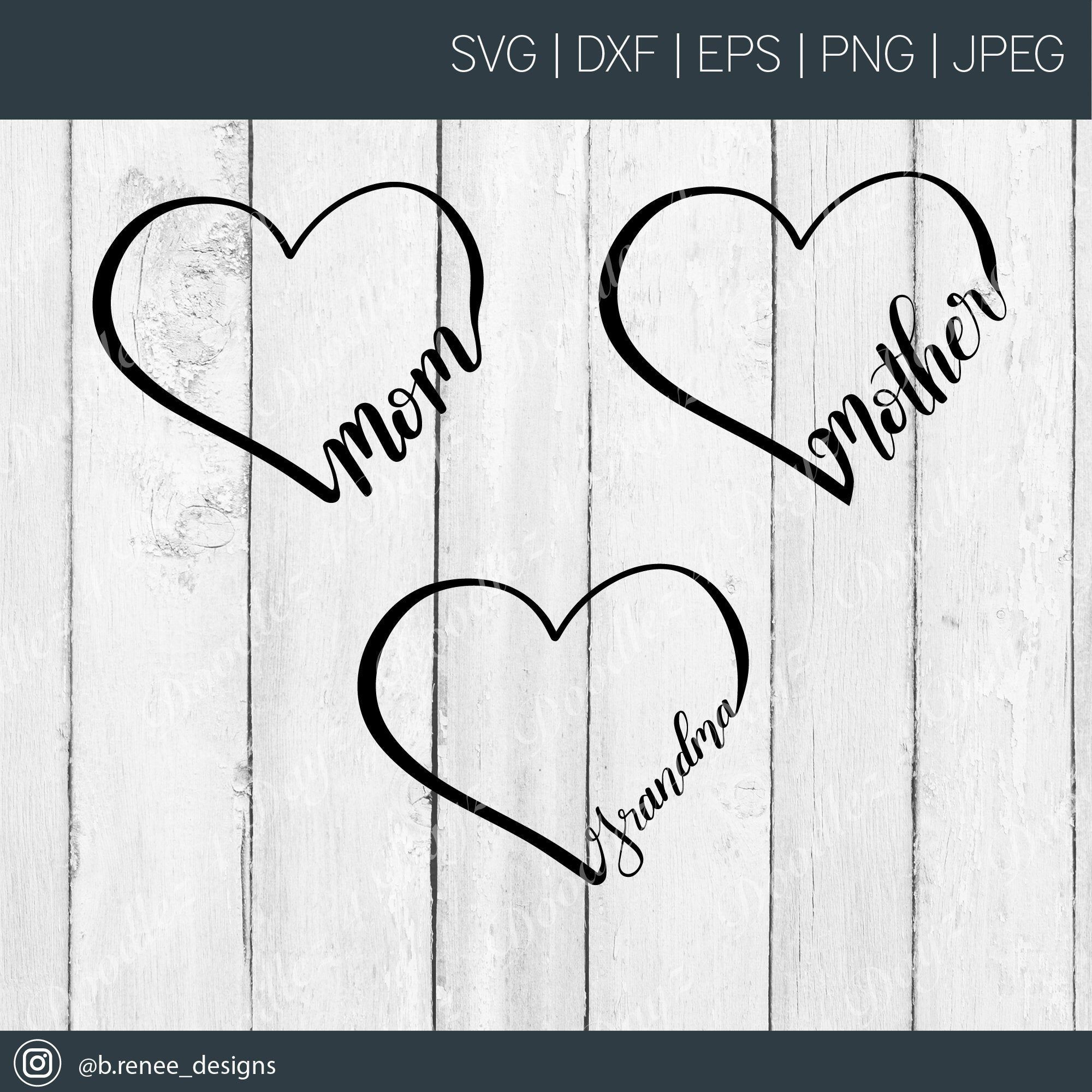 Graphic Overlay Hand Lettered Clipart Heart SVG Cricut Download Silhouette SVG Be Still My Heart SVG Cut File Be Still Cutting File
