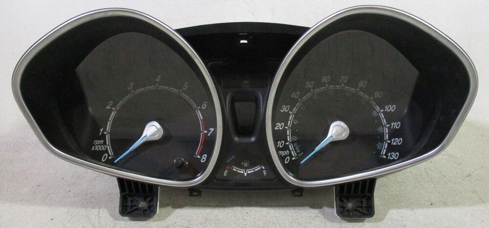 Chrome Gauge Cluster Dash Bezel Trim fits 88-91 GMC C1500
