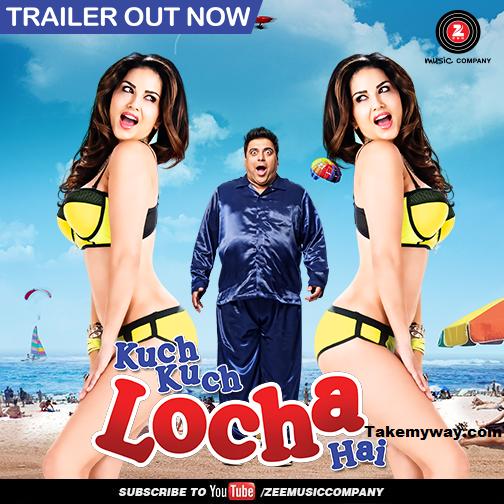 Kuch Kuch Locha Hai Hd Trailer Songs All Songs Lyrics