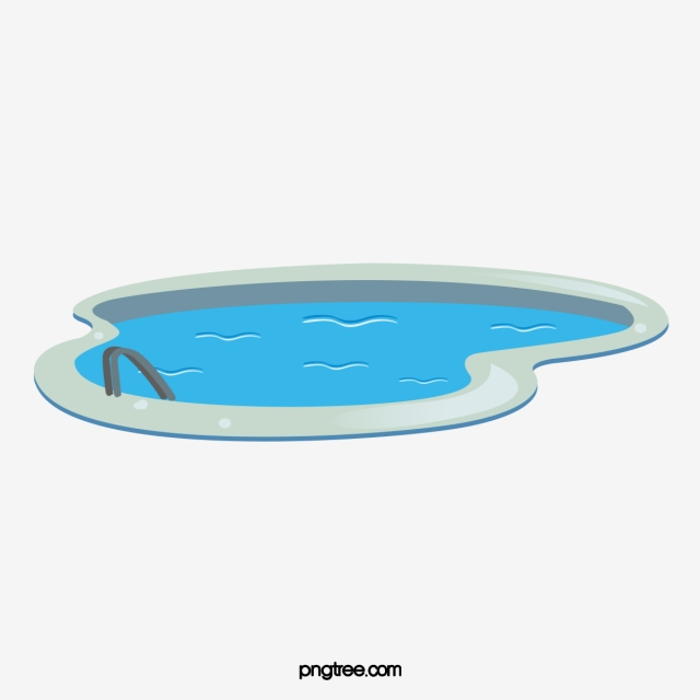 Vector Swimming Pool Swimming Pool Clipart Summer Decoration Png Transparent Clipart Image And Psd File For Free Download Swimming Pools Swimming Pool