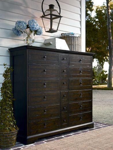 Paula Deen Bubba S Chest Molasses Finish Furniture