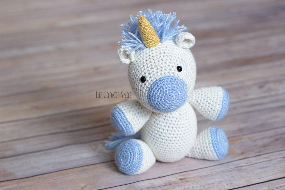 Sin embargo, otro patrón de ganchillo libre de unicornio | Unicornio ...
