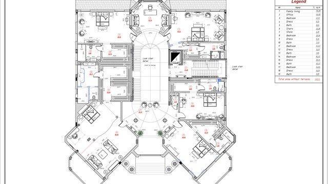 Royal Villa Floor Plan Luxury House Plans Farmhouse Floor Plans House Plans