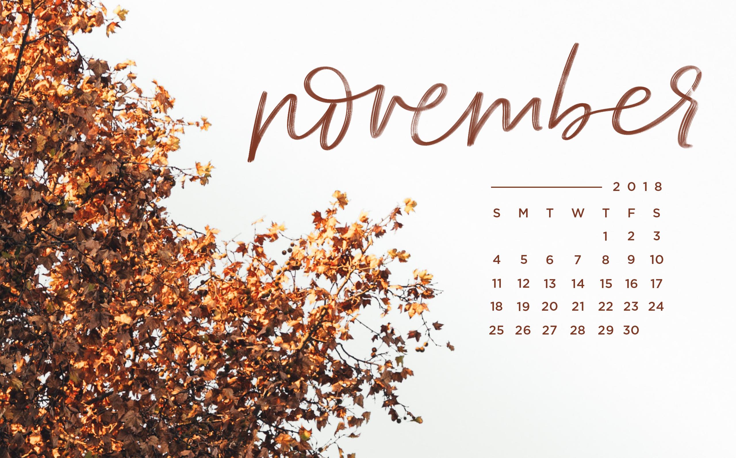 Free Downloadable Tech Backgrounds For November 2018 Desktop Wallpaper Calendar November Backgrounds Christmas Desktop Wallpaper