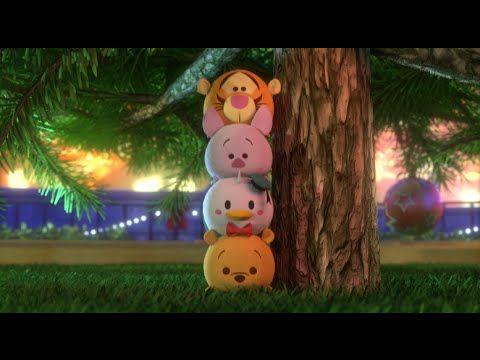 Weihnachtsfilm Oh Tannenbaum.Tsum Tsum Christmas Short O Tannenbaum Disney Nl Youtube