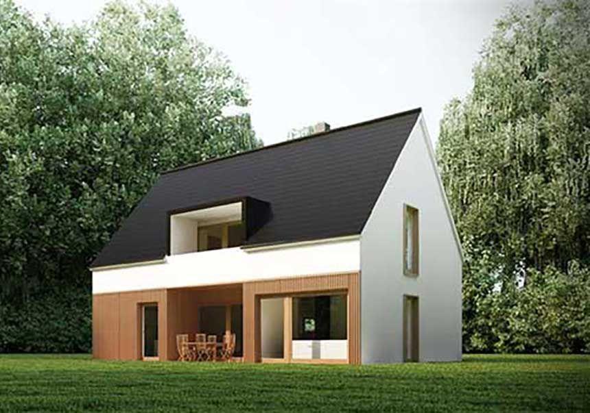 R alisations construction maison ossature bois alsace constructeur maison bois alsace maison for Constructeur maison bois alsace