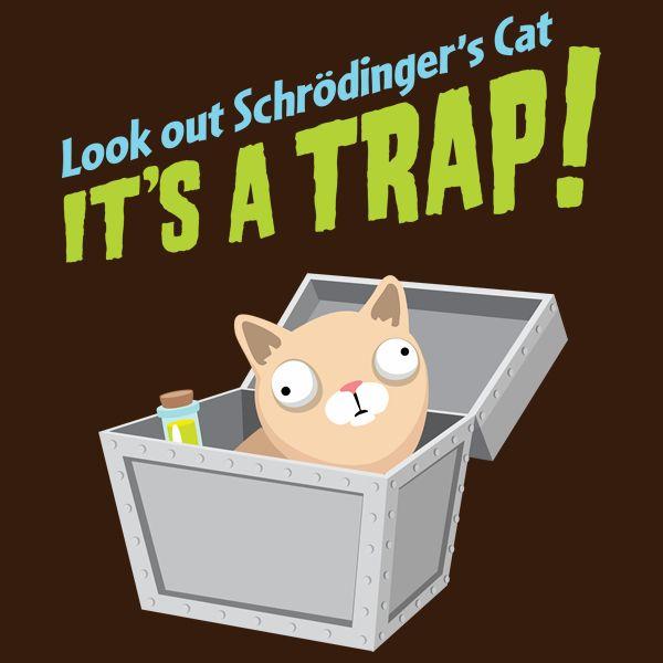 Look Out Schrodinger's Cat, It's a Trap!