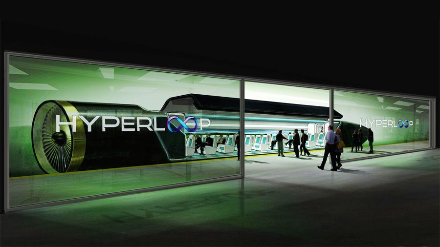 Dubai unveils superfast train of the future to Abu Dhabi