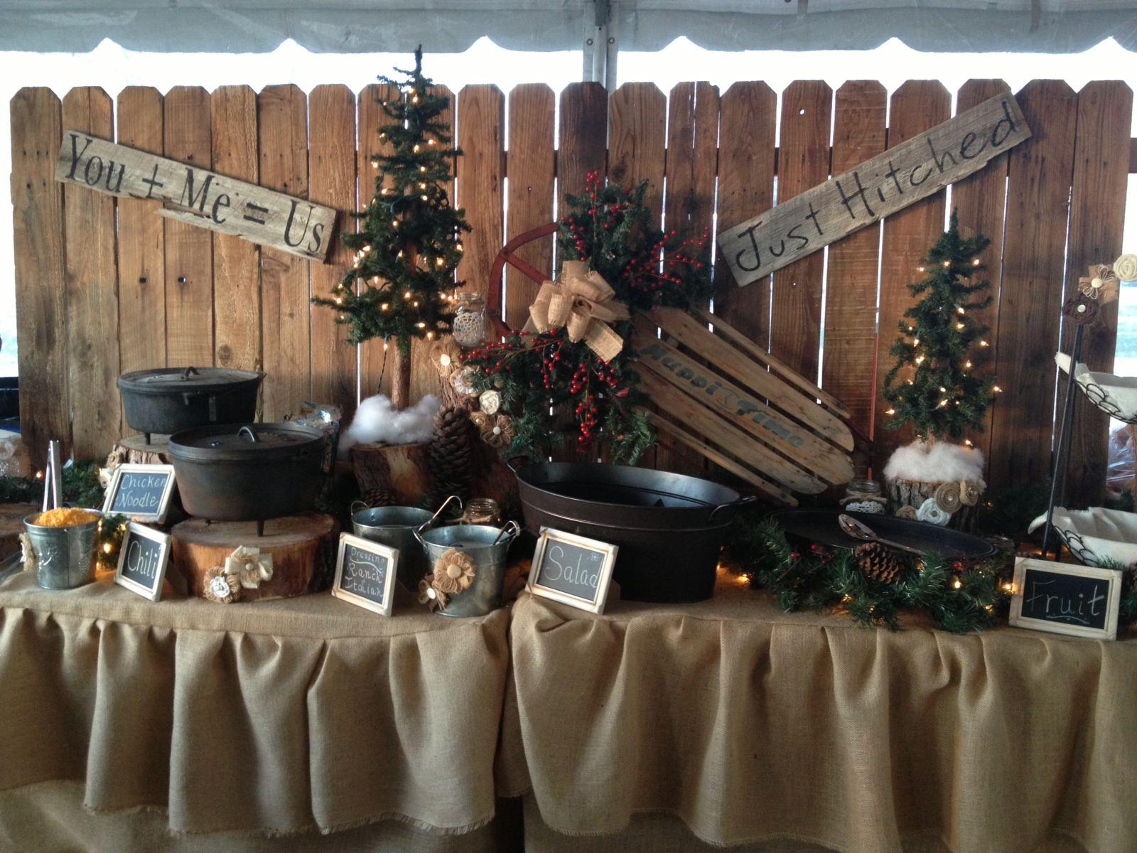 Rustic wedding table ideas-1403