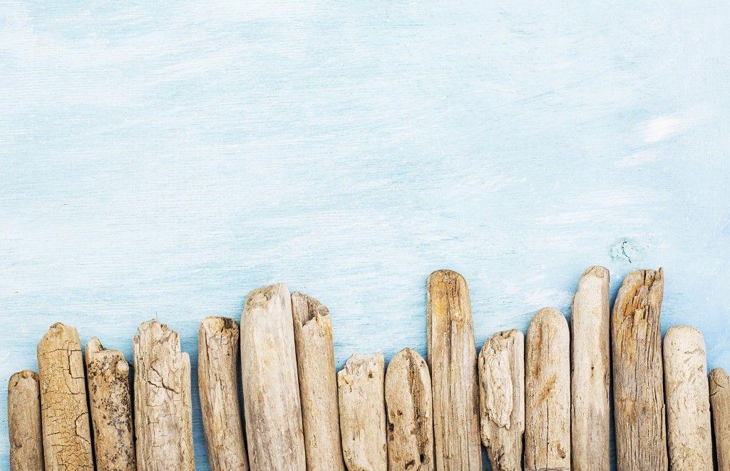 DIY : Faire du bois flotté avec des branches fraîches | Blog La FoirFouille