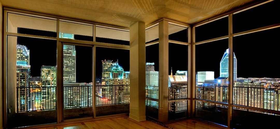 View from the vue luxury apartments in charlotte - 3 bedroom apartments charlotte nc ...