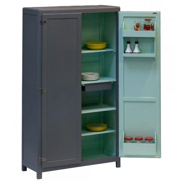 armoire parisienne frigo benoit meuble vintage vintage furniture pinterest armoire. Black Bedroom Furniture Sets. Home Design Ideas