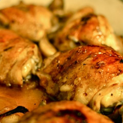 Paleo Running Mom: {Crockpot Balsamic Chicken}