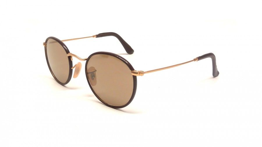 418085e98fb ray-ban-round-craft-brown-rb3475q-112-53-