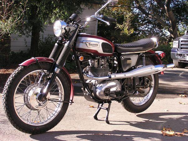 triumph 250 triumph 250 trophy scrambler 1970 a vendre occasion par moto vendue. Black Bedroom Furniture Sets. Home Design Ideas