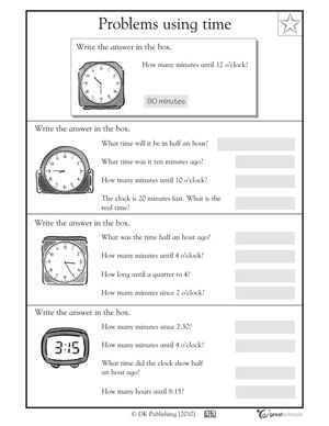 math worksheet : our 5 favorite 3rd grade math worksheets  math worksheets  : Elapsed Time Word Problems 3rd Grade