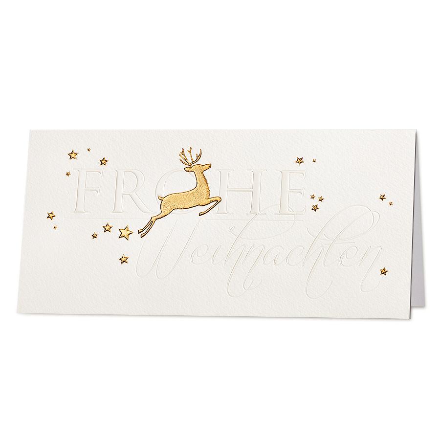 Edle Weihnachtskarten.Edle Weihnachtskarten Top Kartenlieferant De