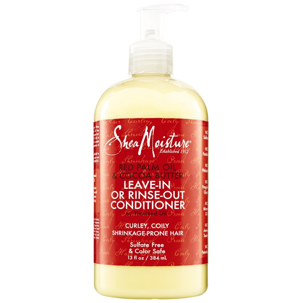 Leavein or rinse out conditioner natural hair
