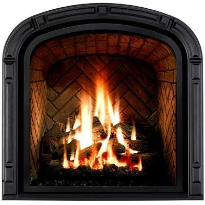 Mendota M 50 Greenbriar Direct Vent Gas Fireplace Fireplace
