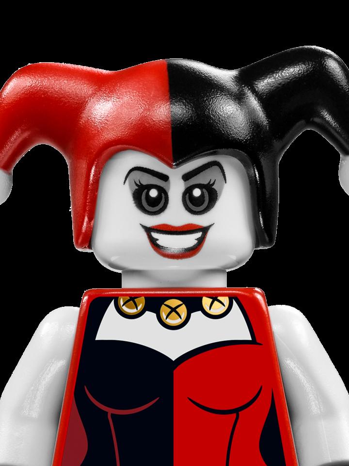 Arlequín - Personajes - DC Comics Super Heroes LEGO.com