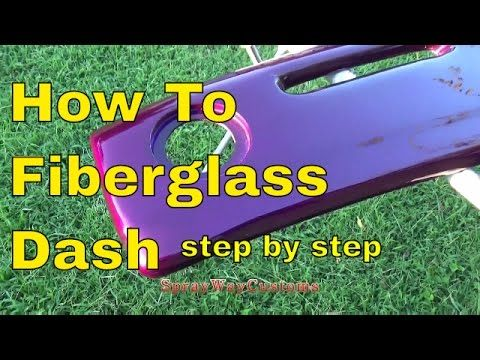 How To Fiberglass Dash Speaker Pods Door Panels Sub Box Etc Step By Step Box Chevy Caprice Youtube How To Fiberglass Fiberglass Car Upholstery