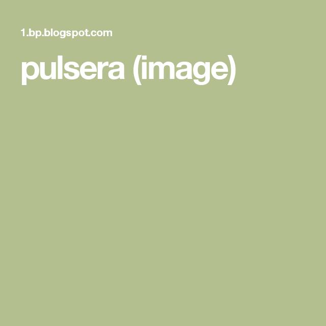 pulsera (image)