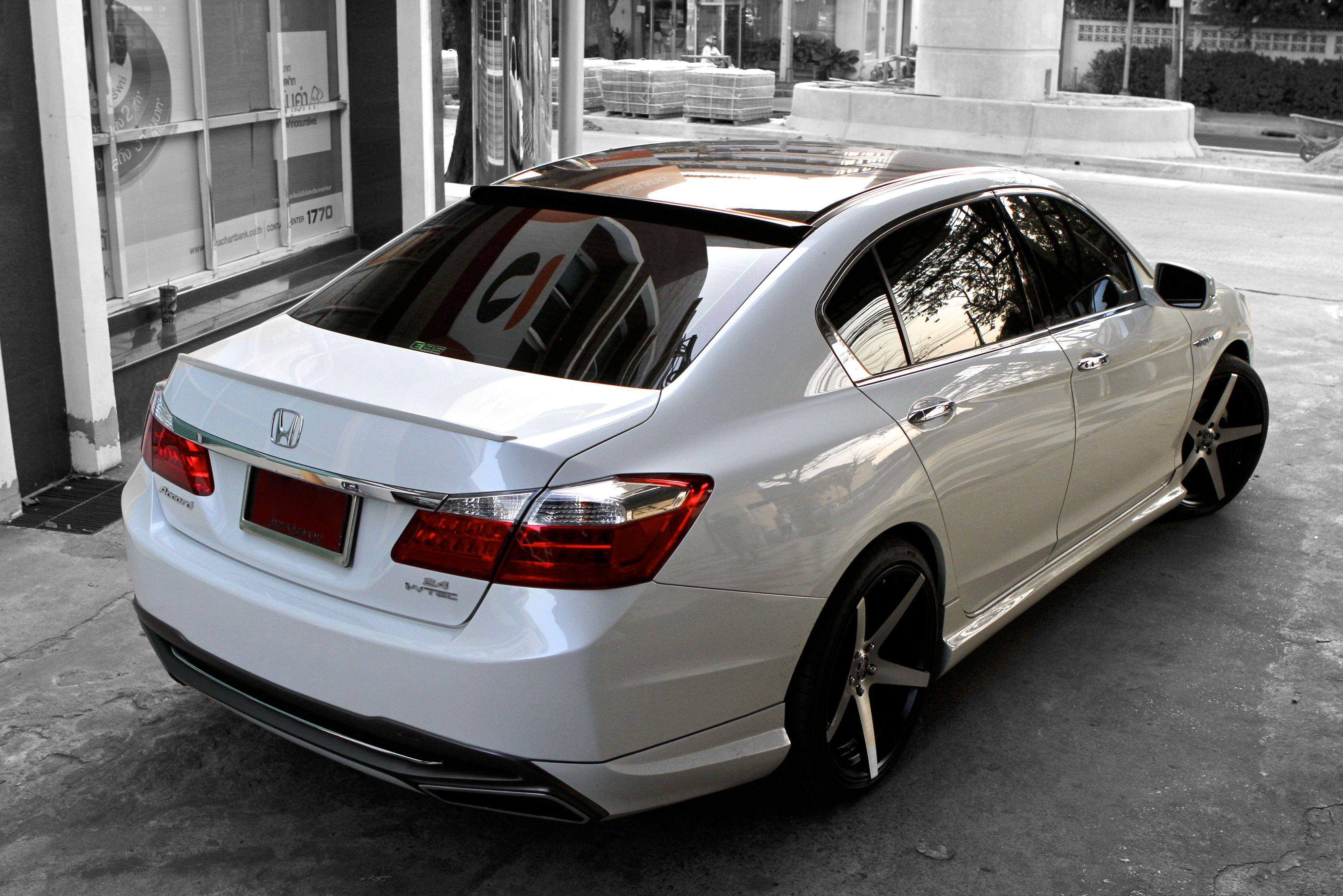 Honda Accord G9 Body Kit Design.
