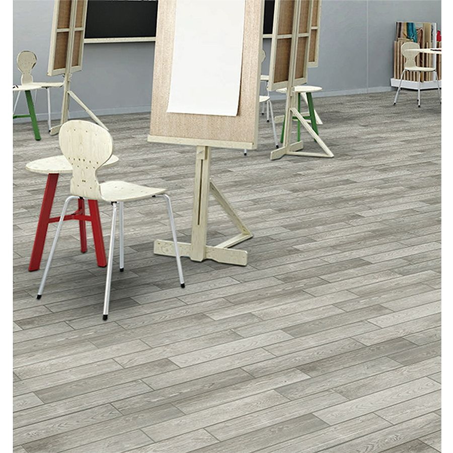 Shop floors 2000 12 pack forest mystic grey glazed for Indoor outdoor wood flooring