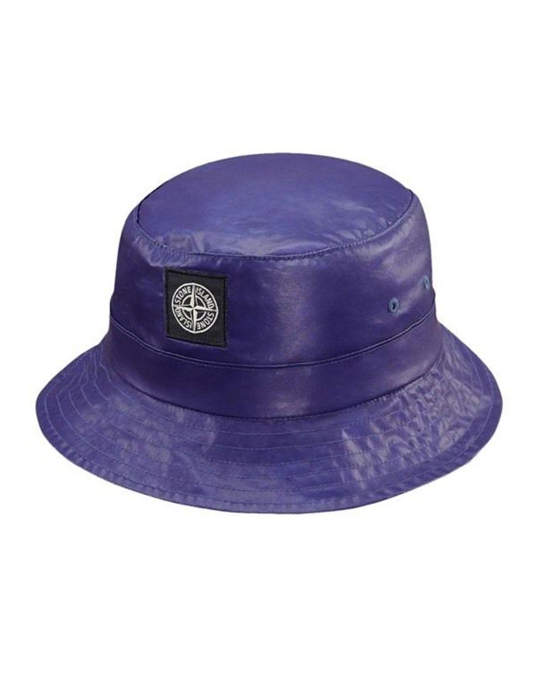 4c54520c Stone Island × Supreme Heat Reactive Bucket Hat Size One Size $144 - Grailed
