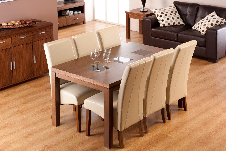 Michigan Dining Table 150cm from Harvey Norman Ireland ...