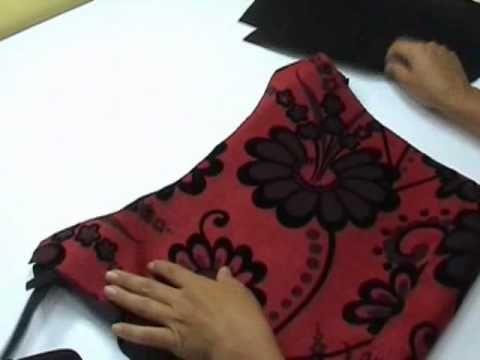 Fabricaci n de bolsos dise o y fabricaci n artesanal de bolsos youtube aprendiendo hechos - Bolsos de tela hechos en casa ...